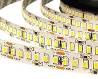 Светодиодная лента SMD3014, 24W, 240led, IP20  нейтральный белый на двойной печатной плате (ПОД ЗАКАЗ)