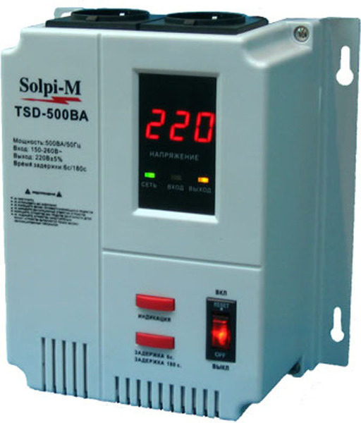 TSD-500ВА(для газовых котлов)