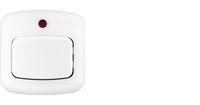 Выключатель А1 1-893 для бытовых электрических звонков со световой индикацией