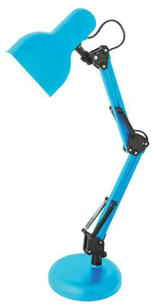 Camelion KD-815  C13 голубой LED (Свет-к настольн.,5 Вт,230В, 400 лм, 4000К)