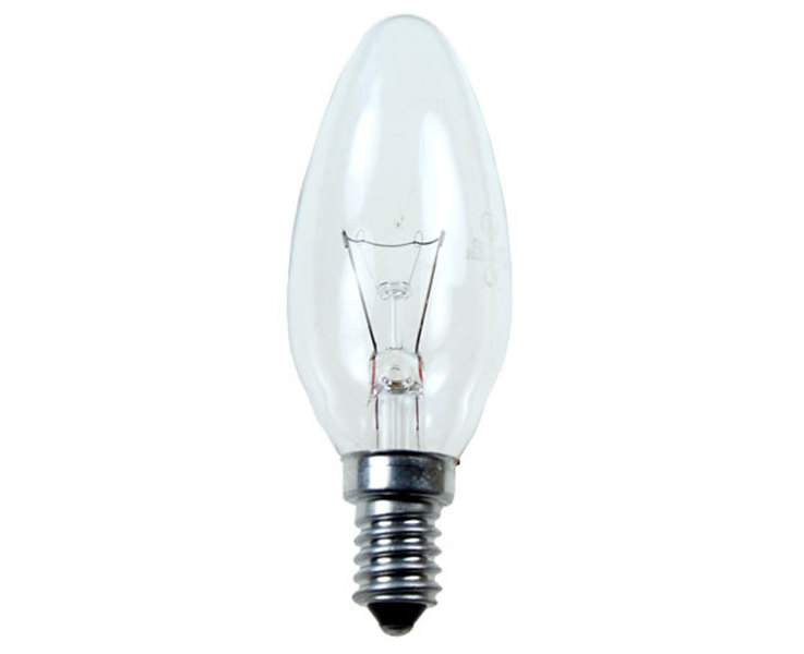 Лампа накаливания ''свеча'' Е14