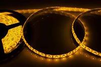 LED-лента влагозащ. ip65 8 мм smd 3528 желтая (цена указана за 1 м)