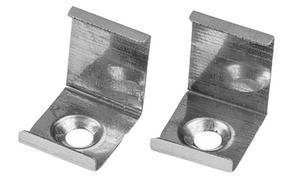 Скоба крепления с шурупом для профиля GAL-16-16-C-IP20