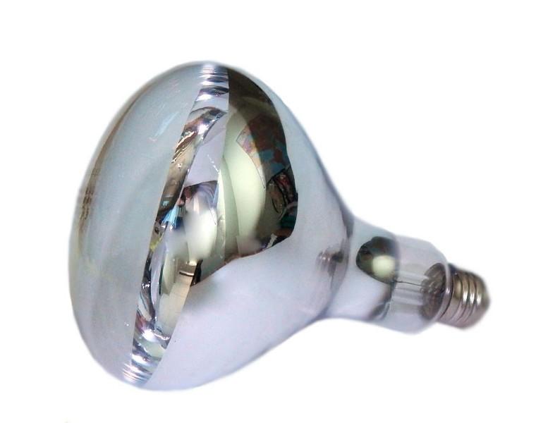 Лампа-термоизлучатель ИКЗ прозрачная 220В 250Вт(обогрев/освещение)