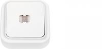 Выключатель 1 кл. с подсветкой А1 10-214