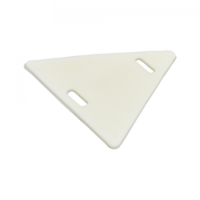 Бирка кабельная маркировочная  У-136 (100 шт/упак) ETP, треугольник