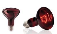 Лампа ИКЗК 220-250 R127 E27 (инфракрасная, для обогрева)