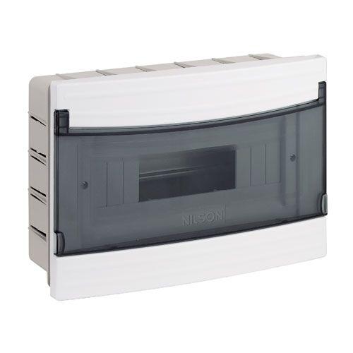 12-й Бокс NILSON для автоматических выключателей внутренней установки