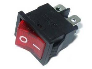 Выключатель OFF-ON с подсветкой