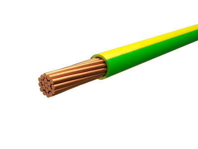 Провод ПуГВ (ПВ3) 1х4,0   ж/з