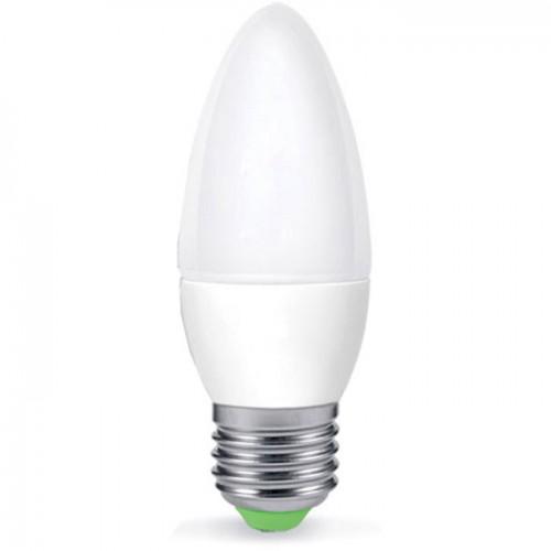 Лампа светодиодная LED-СВЕЧА-standard 7.5Вт 230В Е27 6500К 675Лм ASD