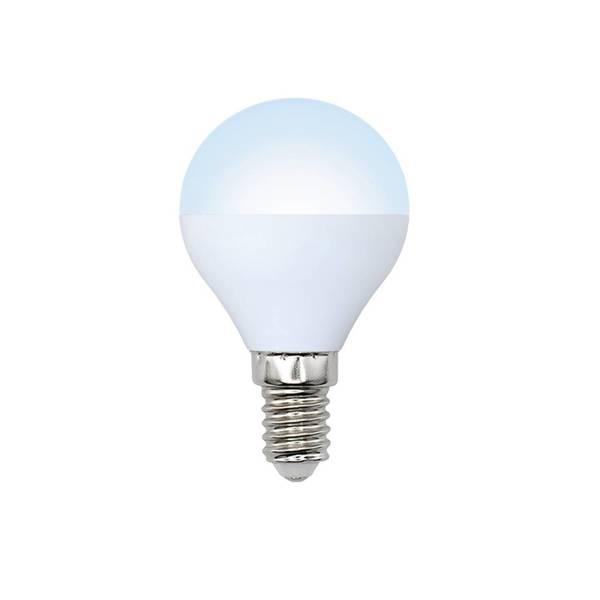 LED G45-d 6W E14 диммируемая