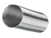 Воздуховод гибкий алюминиевый гофрированный 12ВА
