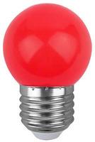 ЭРА LED 4SMD Р45-1W-E27  ERARL45 (диод. шар, красный) СТАНДАРТ Б0049575