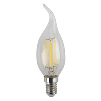 GLDEN-CWS-7-230-E14-4500К 1/10/100 лампа золотое стекло
