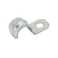 Скоба металлическая однолапковая СМО 14-15 ( (100шт/уп) ETP