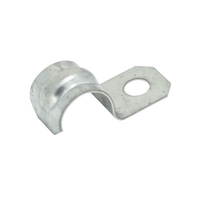 Скоба металлическая однолапковая  СМО 12-13 (100шт/уп) ETP