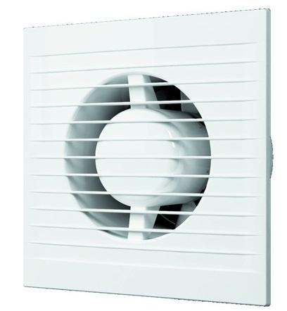 Е 125 S осевой вытяжной вентилятор d=125 с антимоскитной сеткой