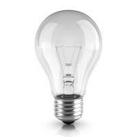 Лампа накаливания МО 12 Вольт, 24 Вольт ; 36 Вольт
