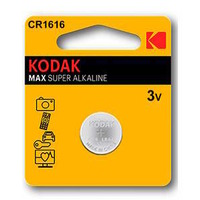 Элемент питания  Kodak CR1616-1BL