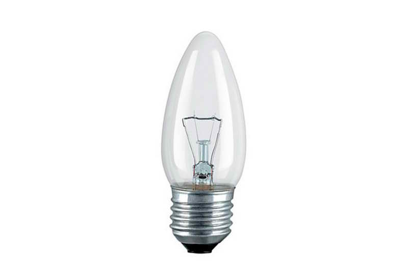 Лампа накаливания ''свеча''