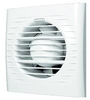 Осевой вытяжной вентилятор OPTIMA 5-02 d=125 с тяговым выключателем(цепочкой)