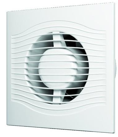 Вентилятор осевой SLIM 5 на шарикоподшипниках D125