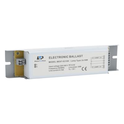 ЭПРА для люминесцентных ламп 2х18W MB ETP