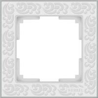 WL05-Frame-01-white/Рамка на 1 пост (белый)
