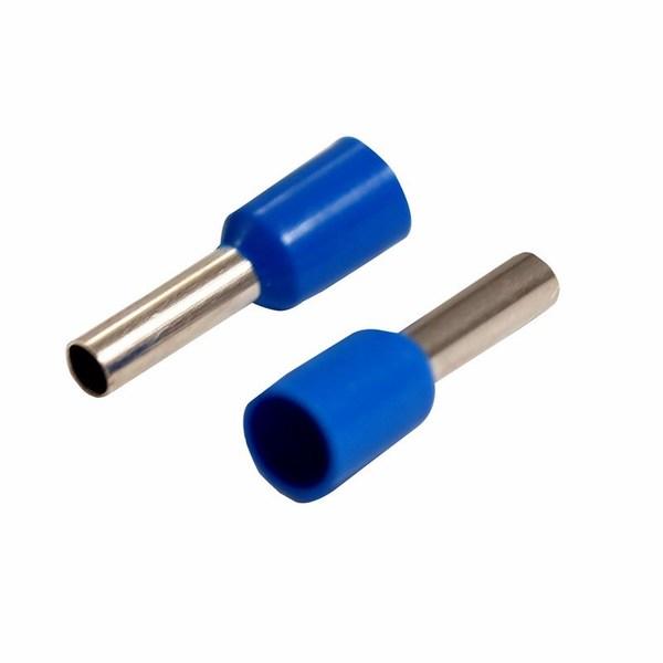 Наконечник штыревой втулочный REXANT изолированный, F-8 мм, 2.5 мм², НШВи 2.5-8 / Е 2,5-8 / E2508, синий