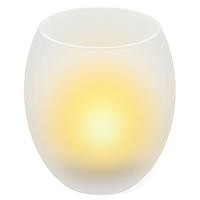 Светодиодная свеча в стакане А13