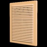 Вентиляционная решетка 18х25 бежевая