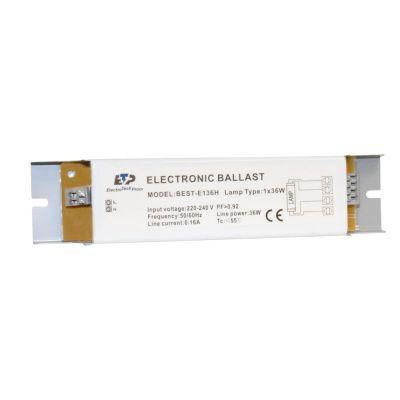 ЭПРА для люминесцентных ламп 1х36W MB ETP