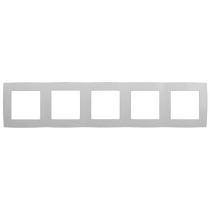 Рамка 5-я белая