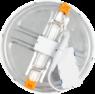 Светильник светодиодный с регулируемым креплением 8 w, 4000 K,IP 20