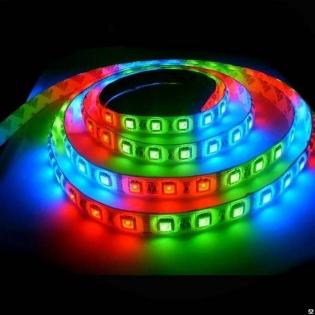 Светодиодная лента GLS-5050-60-14.4-12-IP65-RGB
