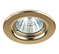 ST1 GD Светильник ЭРА штампованный MR16,золото
