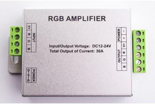 RGB Усилитель GDA-RGB-108-IP20-12  9А