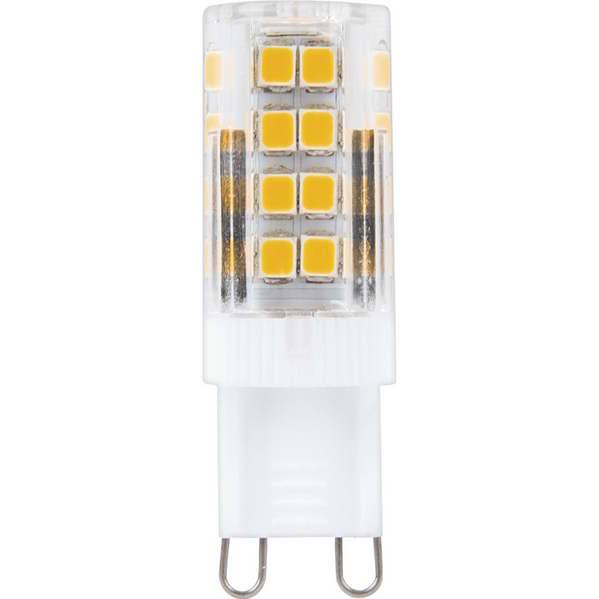 Лампа светодиодная LED-JCD-standard 5Вт 230В G9 4000К 450Лм