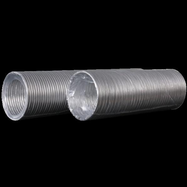 Воздуховод гибкий алюминиевый гофрированный 10ВА