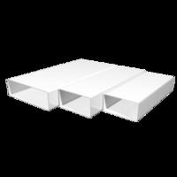 Воздуховод прямоугольный 511ВП (цена указана за 1 м)